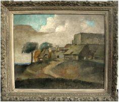 Cubism, Siena, Prague, Fine Art, Painting, Self, Painting Art, Paintings, Visual Arts
