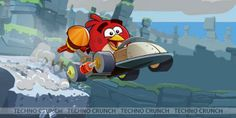 Download Angry Birds Go! for your Smartphone | Highlights | TechnoCrunch