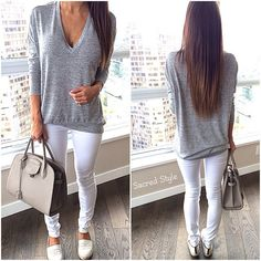Stitch fix- Love the low cut, longer bottom top. Sleeves are a good length too. Wish it was a darker color. ~Mary