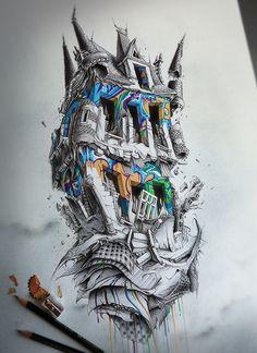 Nestor Oner - PEZ Artwork