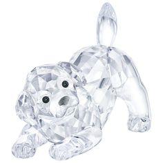 f188ef284 Swarovski Labrador Puppy, playing, 5408608| Duty Free Crystal | Duty Free  Crystal