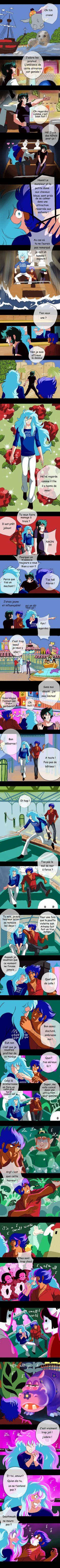 Saintseiya parodie 12 part 5 by Korin2b.deviantart.com on @DeviantArt