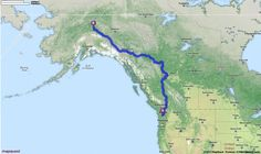 Driving Directions from Bremerton, Washington to Eielson Afb, Alaska   MapQuest