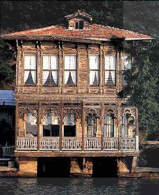 burada istanbul var: İstanbul'un Yalıları - Your Tutorial and Ideas Beautiful Places To Travel, Great Places, Bosphorus Bridge, Turkey Travel, Art And Architecture, Turkish Architecture, Old Houses, Beautiful Homes, Cool Photos