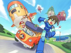 Finally You Can Play Mega Man Legends Again -  Capcom has announced that the cult classic PlayStation game Mega Man Legends is coming to PSN on Sept. 29th. Here's why you should play it.  The post Finally You Can Play Mega Man Legends Again appeared first on WIRED.