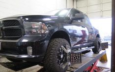 Ram 1500 2wd in for HD Front Coils and Bilstein 5100 Leveling Shocks