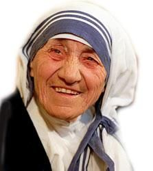 Mother Theresa- Peace