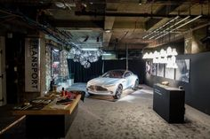 """""""Come and see Aston Martin's DBX Concept at the in The Old Selfridges Hotel, London"""" Aston Martin Db10, Aston Martin Cars, Come And See, Old Things, London, Concept, Culture, Twitter, London England"""