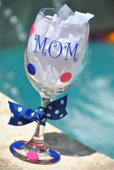 Design your Own Mom Glass