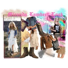 Famous in A Small Town, created by sheplers-western-wear on Polyvore