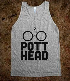 Pott Head Tank