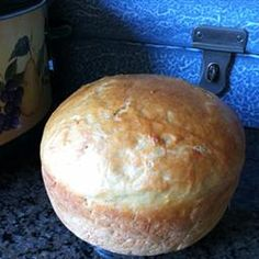 Crockpot Bread on BigOven: easy to make homemade bread in your crockpot!