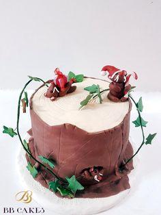 Tort aniversare buturuga soricei si iedera pasta de zahar  cofetarie timisoara dumbravita Cake, Desserts, Food, Tailgate Desserts, Deserts, Kuchen, Essen, Postres, Meals