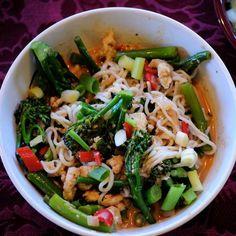 Shirataki noodle recipes