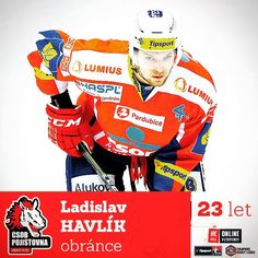 Ladislav Havlik  HC Pardubice  https://www.facebook.com/hcpce/photos/a.10150696651435126.452866.115289885125/10153196938355126/?type=1