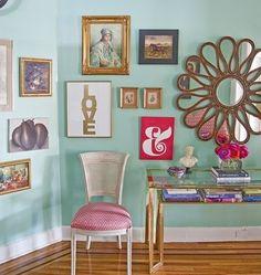 27 Ideas de cómo, dónde y qué estilos utilizar para decorar con espejos   Bohemian and Chic