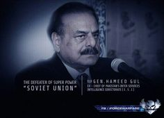 The #Man Who #DEFEATED #USSR  ( #United #Soviet #States of  #Russia )  in #Afghan #War, has expired. on Agust 15 , 2015  .[ This Man is Retired   Lt. Gen . #Hamid #Gul , Former DG, ISI , #Pakistan #Military .( #PakArmy ).