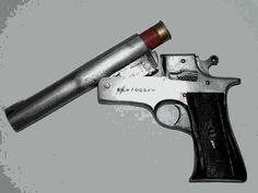 12-gage pistol