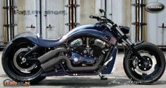 Harley Davidson Fallen Angel by LazziTuning