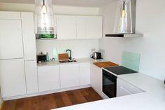 An Innova Luca Matt White Kitchen   Http://www.diy Kitchens.com/kitchens /luca Matt White/details/