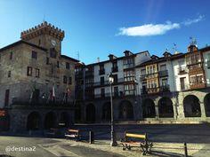 Castro Urdiales.- Plaza del Ayuntamiento