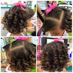 30 Mejores Imagenes De Trenzas Para Ninas Girls Hairdos Girl Hair