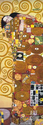 The Embrace, Gustav Klimt Gustav Klimt, Klimt Art, Art Nouveau, Baumgarten, Atelier D Art, The Embrace, Wow Art, Oeuvre D'art, Figurative Art