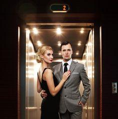 Der erfolgreiche Elevator Pitch folgt der Idee sich während einer vergleichsweise kurzen Fahrt im Aufzug, dauerhaft in Erinnerung zu bringen.