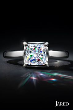 A phenomenal collection of jewelry reminds you that your love outshines all. Celebrate with thousands of microscopic nano-prisms etched into the facets of the diamond's pavilion of The LEO First Light® diamonds. Couple Jewelry, I Love Jewelry, Jewelry Box, Jewelery, Jewelry Accessories, Beautiful Wedding Rings, One Light, Wedding Bands, Fashion Jewelry
