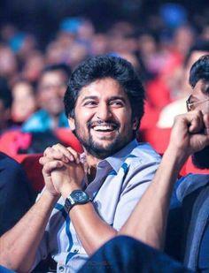 Natural Star Nani is loveuuuu 😍 Telugu Hero, Indian Star, Indian Gods, Vijay Devarakonda, Star Cast, Actor Photo, Cute Actors, Indian Celebrities, Best Actor