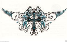 flowers tramp stamp - Google Search