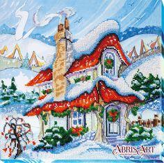 Сказочная зима AB-458