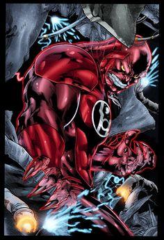 Red Lantern Atrocitus #DCComics