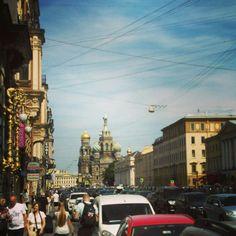 St. Petersburg, Russia/Pietari, Venäjä