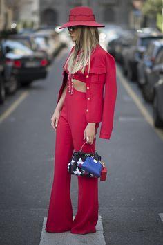 Street Style Trend: Mini-Taschen