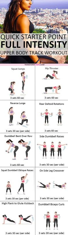 Repin and share if this workout was amazing for your back! Read the post for all the workout descriptions!