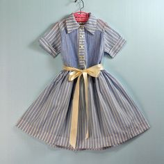 vintage girls dress