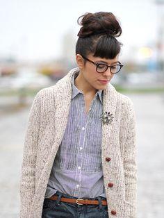 Fashion Click Beauty Trend: Glasses: Beauty: teenvogue.com