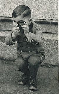 German boy with camera (c 1910) | by Karl'sfriend