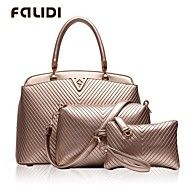 Falidi® Women'S Mother And Child Tote Bag Embosse... – USD $ 19.79