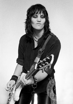 Joan Jett by Mark Weiss www.RockPaperPhoto.com