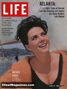 magazine about hollywood stars 1960s - Google Search