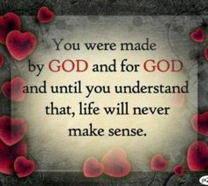 Making sense of life Sunday Quotes, Daily Quotes, Life Quotes, Purpose Driven Life, Sense Of Life, Sweet Words, A Blessing, Christian Inspiration, Understanding Yourself