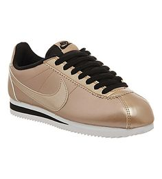 promo code c8a18 8f646 Cortez OG metallic-leather trainers Nike Cortez, Nike Air Jordan Retro, Air  Jordan