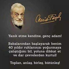 Necip fazil kisakurek Maybe Tomorrow, Einstein, Movies, Movie Posters, Asd, Islam, Quotes, Film Poster, Films