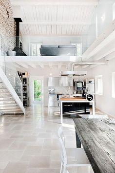 Tips para decorar viviendas tipo loft | EstiloyDeco