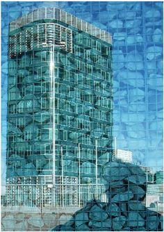 Rotterdam-Maasvlakte Rotterdam Architecture, Skyscraper, Multi Story Building, Skyscrapers