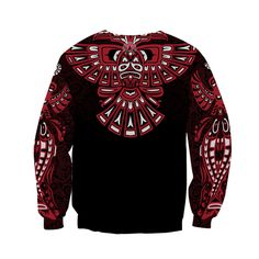 AM Style The Spirit Eagle - Native American Customized All Overprinted Shirts - Sweatshirts / L