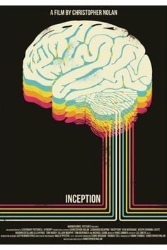Inception alternative movie poster