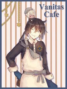 by on DeviantArt Hot Anime Boy, Anime Love, Anime Guys, Manga Anime, Vampires, Pandora Hearts, Boy Art, Blue Moon, Manga To Read
